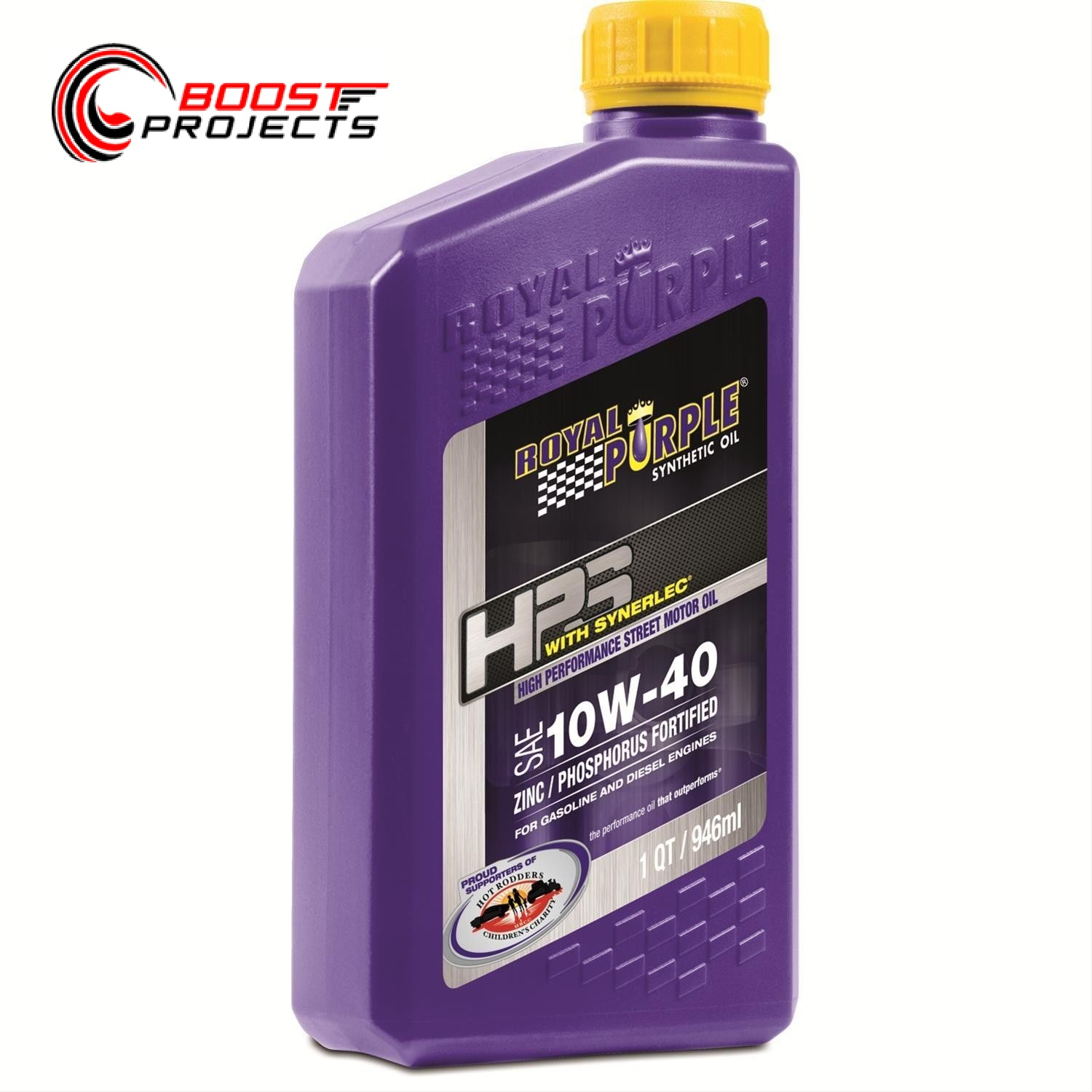 Royal purple 10w40 hps synthetic racing engine motor oil for How is synthetic motor oil made