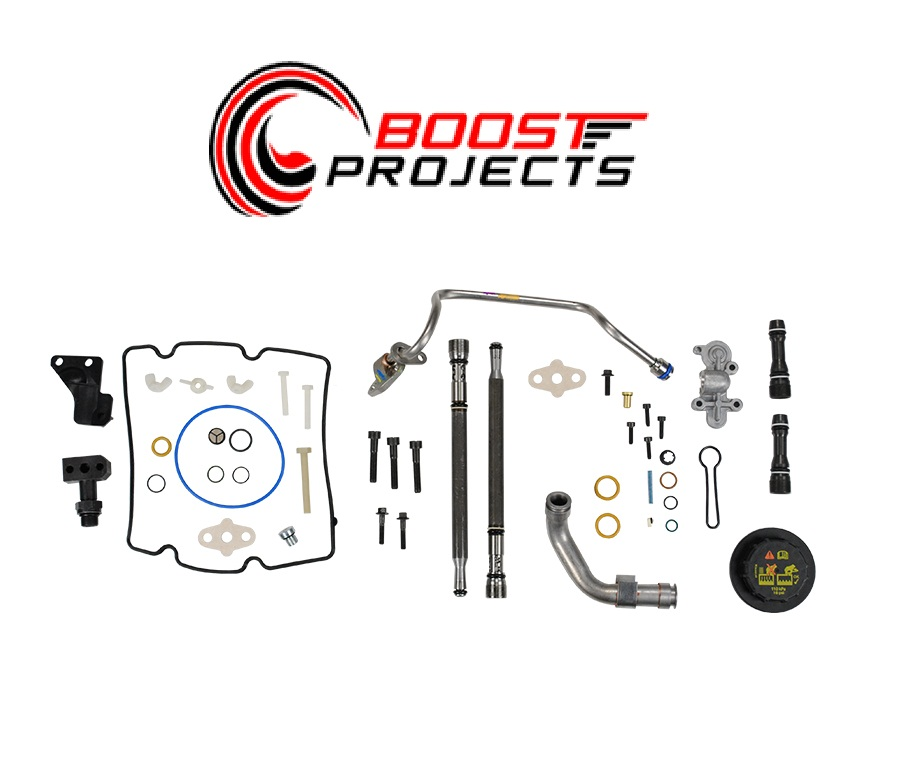 Mkm Customs Update Kit For 2004 2007 6 0l Powerstroke Mkm