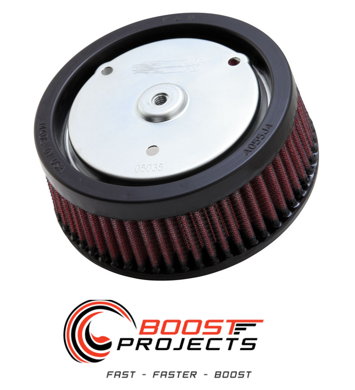 Precision Turbo Air Filter: K&N Air Filter Harley Davidson Designed To Provide