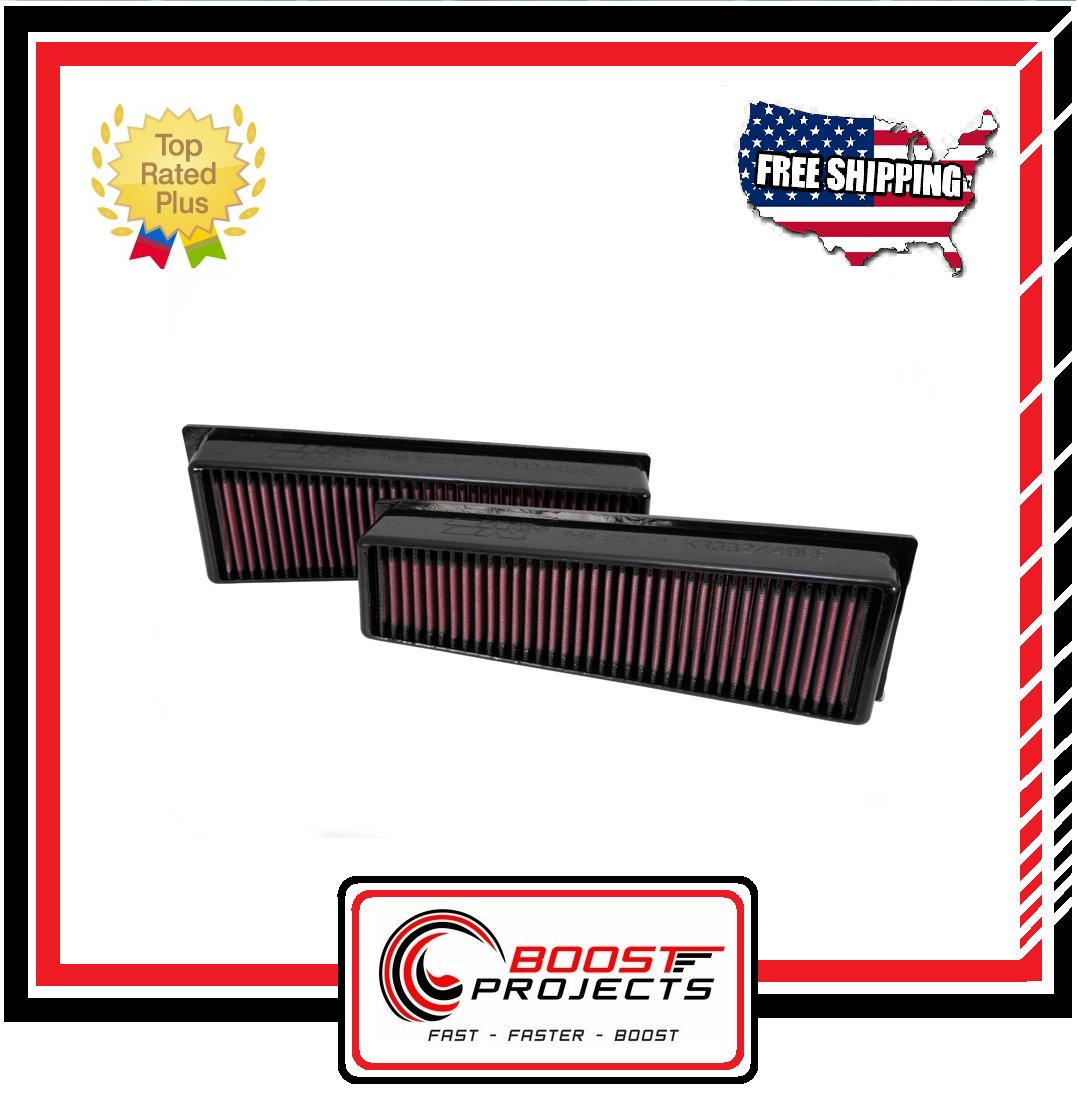 33-2449 K/&N Panel Air Filter FOR BMW X5 M 4.4L V8 F//I