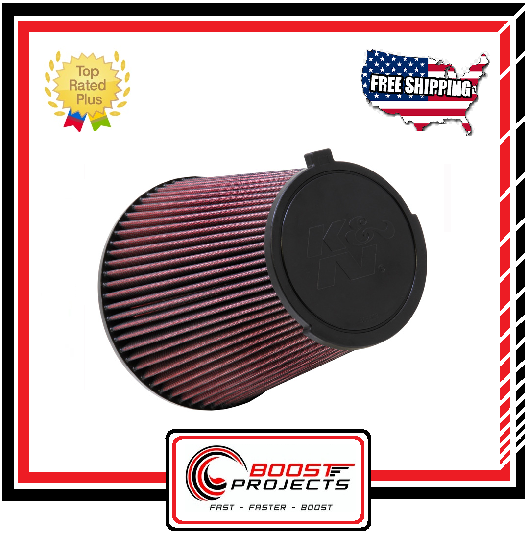 2010 2011 2012 2013 14 Mustang Shelby GT500 K/&N High Flow Replacement Air Filter