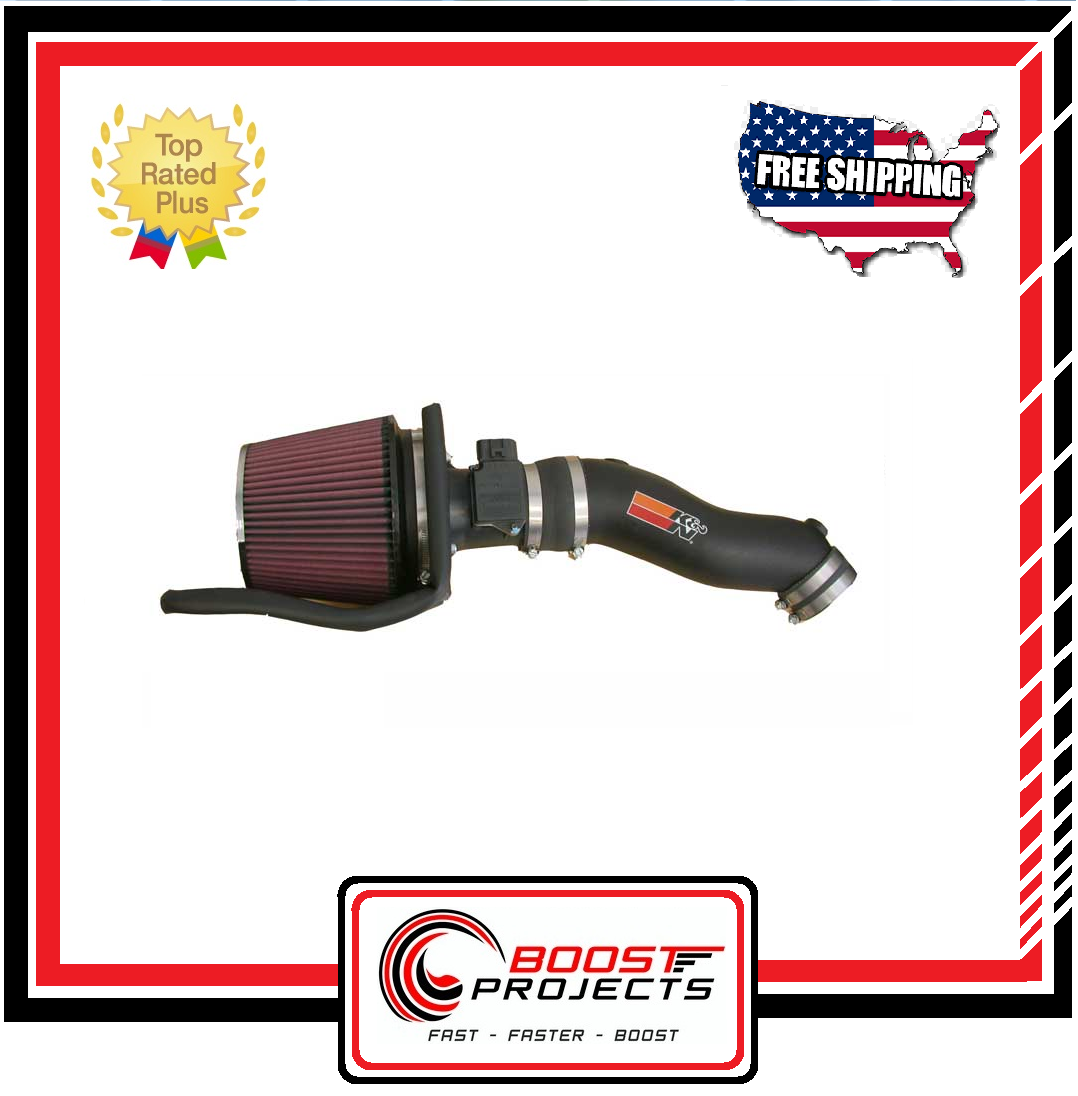 K/&N 57-2532 1999-2004 FORD MUSTANG 3.8L V6 FIPK COLD AIR INTAKE SYSTEM