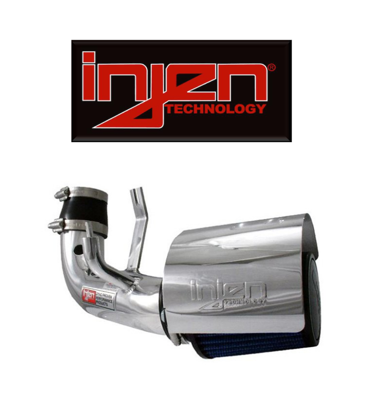 Injen Polished Silver Short Ram Air Intake For Acura RSX
